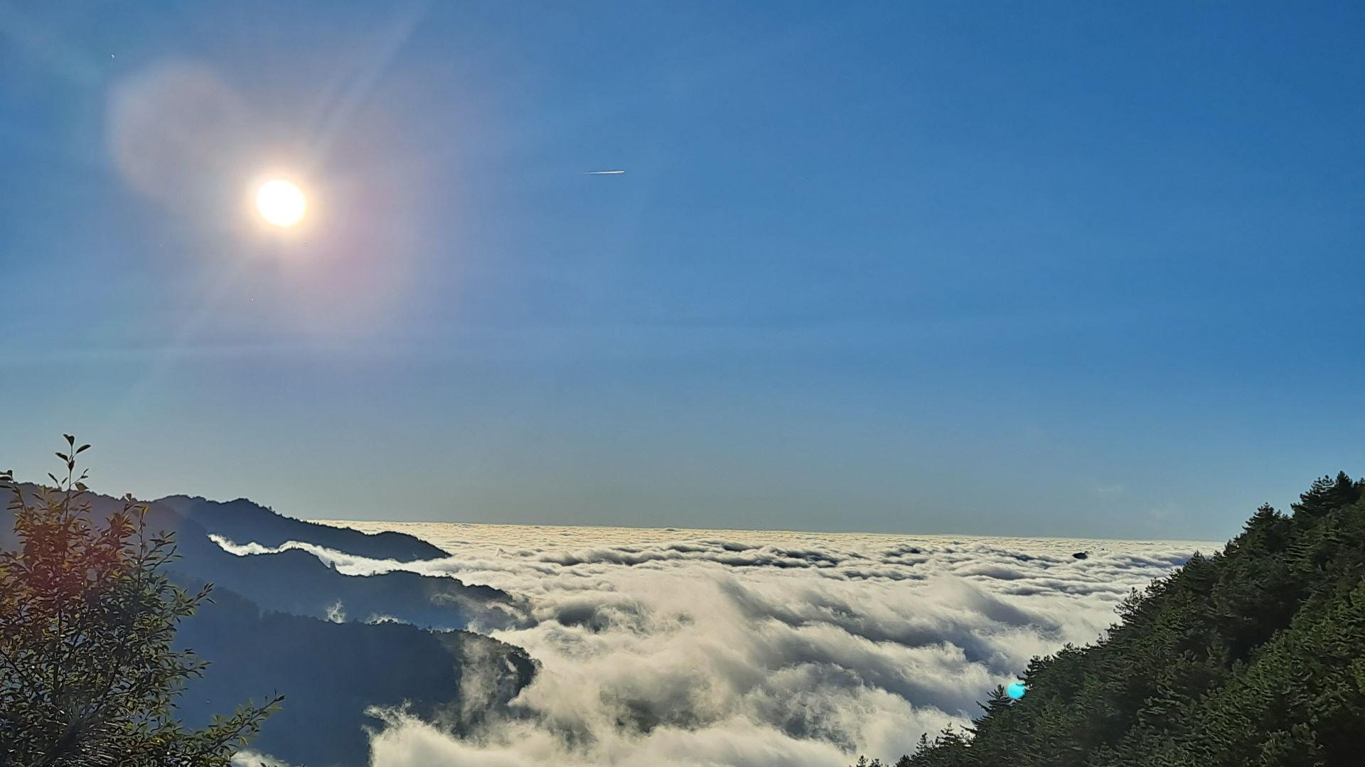 東埔山莊-晴空雲海
